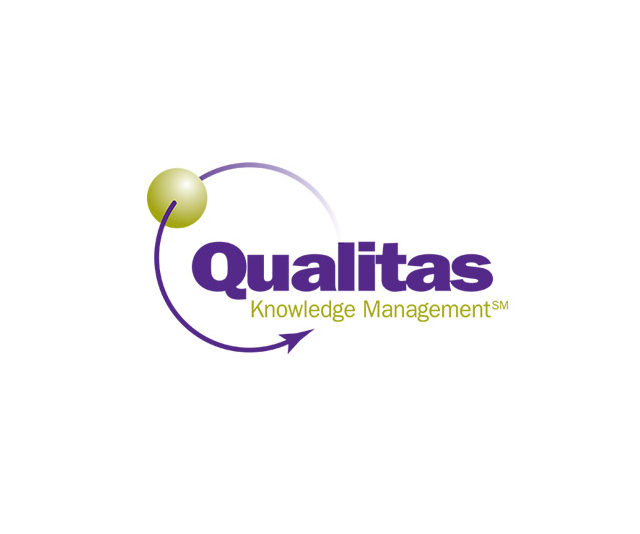 qualitas knowledge management � freelance designs by brian